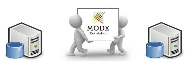 Modx Revo перенос сайта на другой хостинг