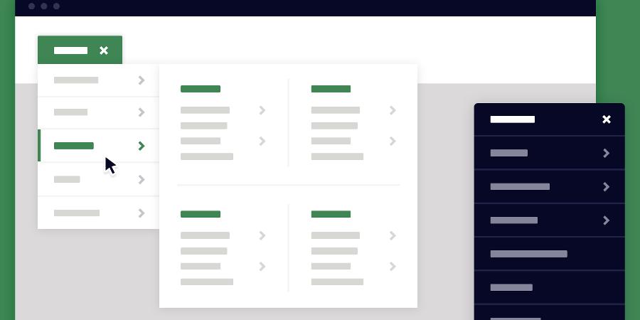 Списки в HTML. Многоуровневое меню